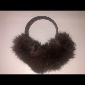 Genuine Rabbit Fur Ear Muffs